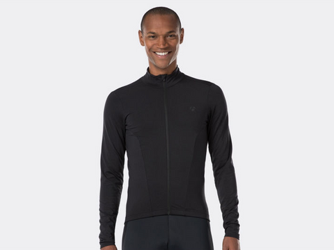 Jersey Bontrager Velocis Thermal LS Black