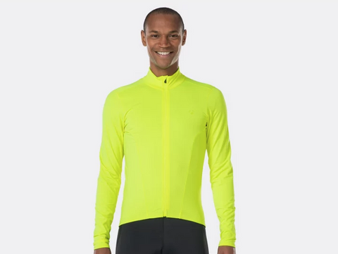 Jersey Bontrager Velocis Thermal LS Yellow