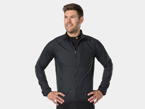 Jacket Bontrager Circuit Windshell Black