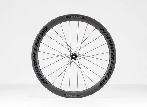 Wheel Rear Bontrager Aeolus Pro 5 Disc TLR 142 Black