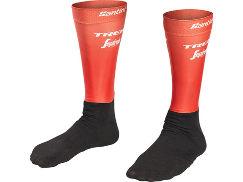 Santini Trek-Segafredo Team Aero Socks