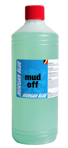 MORGAN BLUE MUD OFF & VAPORIZER 1 LT