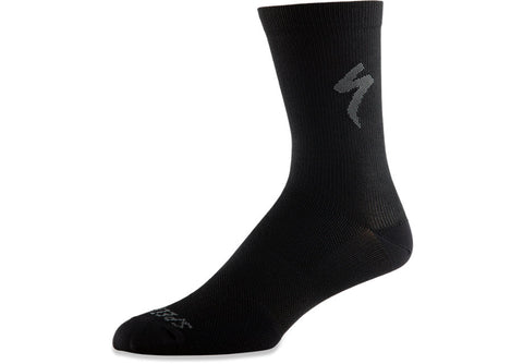 Soft Air Tall Sock Blk