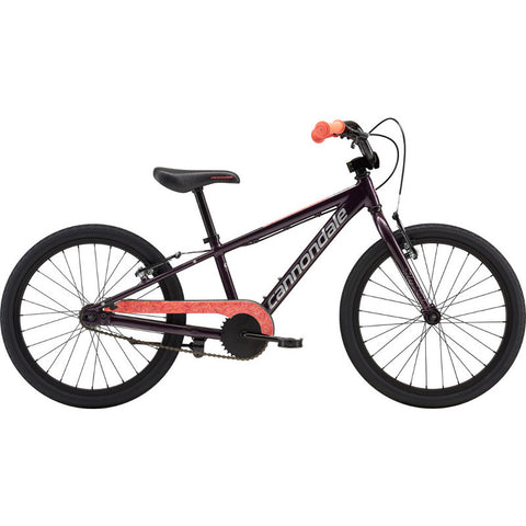 Cannondale 20 Kids Trail SS Girls - Violet