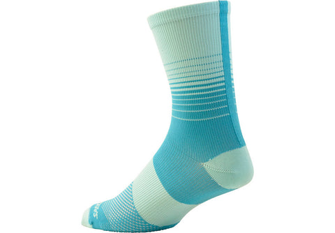 Mountain Mid Sock Nvy/Blu (RRP $20)