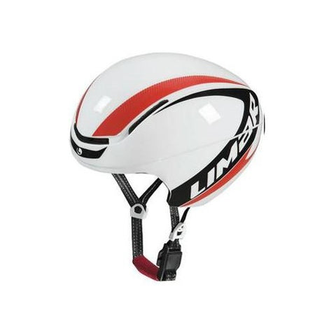LIMAR SPEED KING WHITE BLACK RED UNISIZE L (RRP $299)
