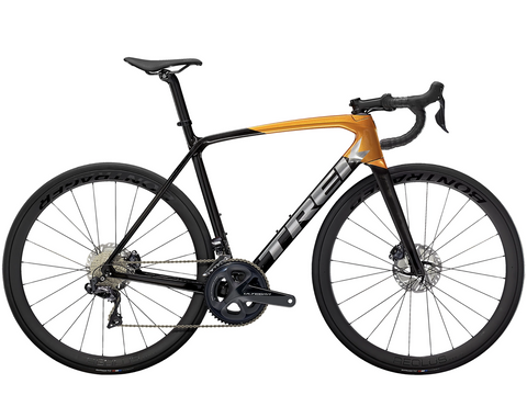 EMONDA SL 7 DISC Carbon Smoke/Factory Orange 58 **FRAME ONLY**