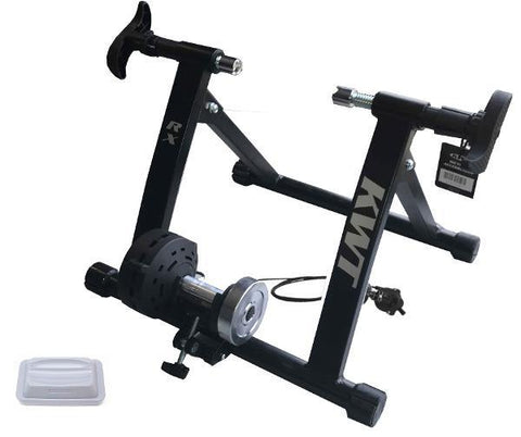 RYDER RX INDOOR MAG TRAINER WITH REMOTE - ADJUSTABLE HEIGHT AND RISER BLOCK