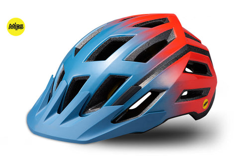 Tactic 3 Hlmt Mips Aus Stormgry/Red - Mackay Cycles - [product_SKU] - Specialized