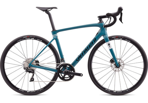 49CM 2020 ROUBAIX SPORT Gloss Dusty Turquoise/Dove Gray/Black