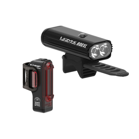 MICRO PRO 800XL / STRIP PAIR - Mackay Cycles - [product_SKU] - Lezyne