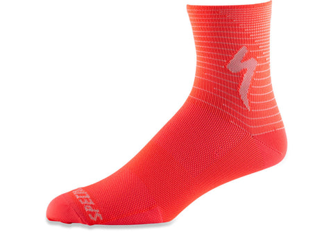 Soft Air Mid Sock Acdlava/Icelava Arrow