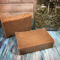 Goat's Milk Rosemary Soap