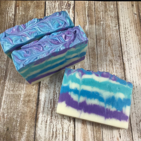 Moon Sparkle Soap