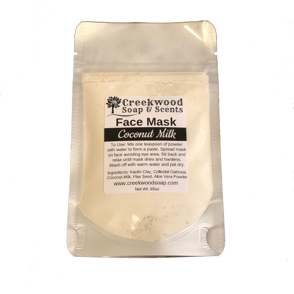 Face Mask - Coconut Milk
