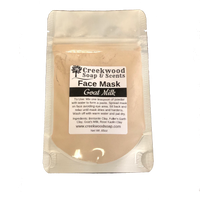Face Mask - Goat Milk