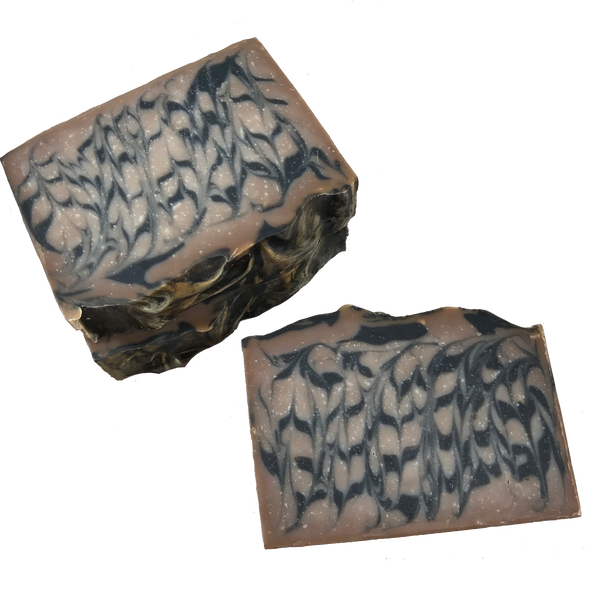 Tobacco & Amber Soap