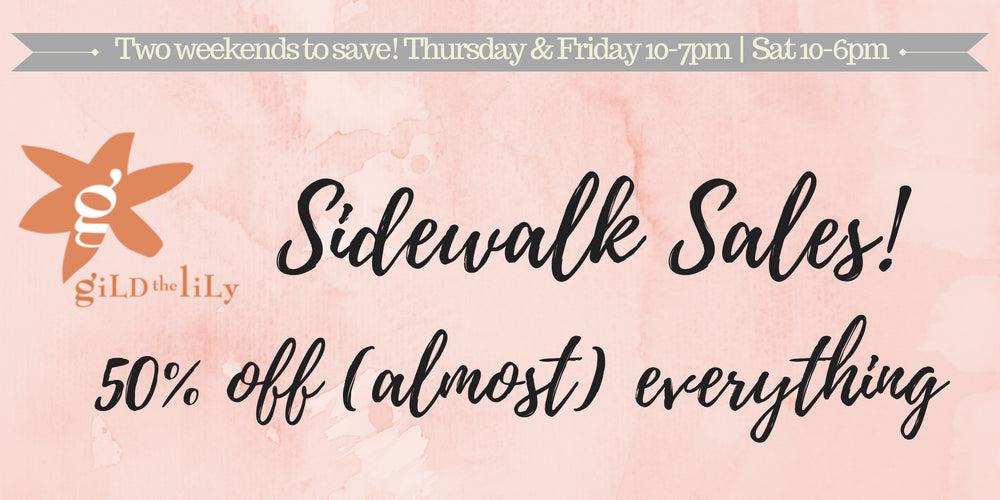 Two Stores to Shop, Two Ways to Save!