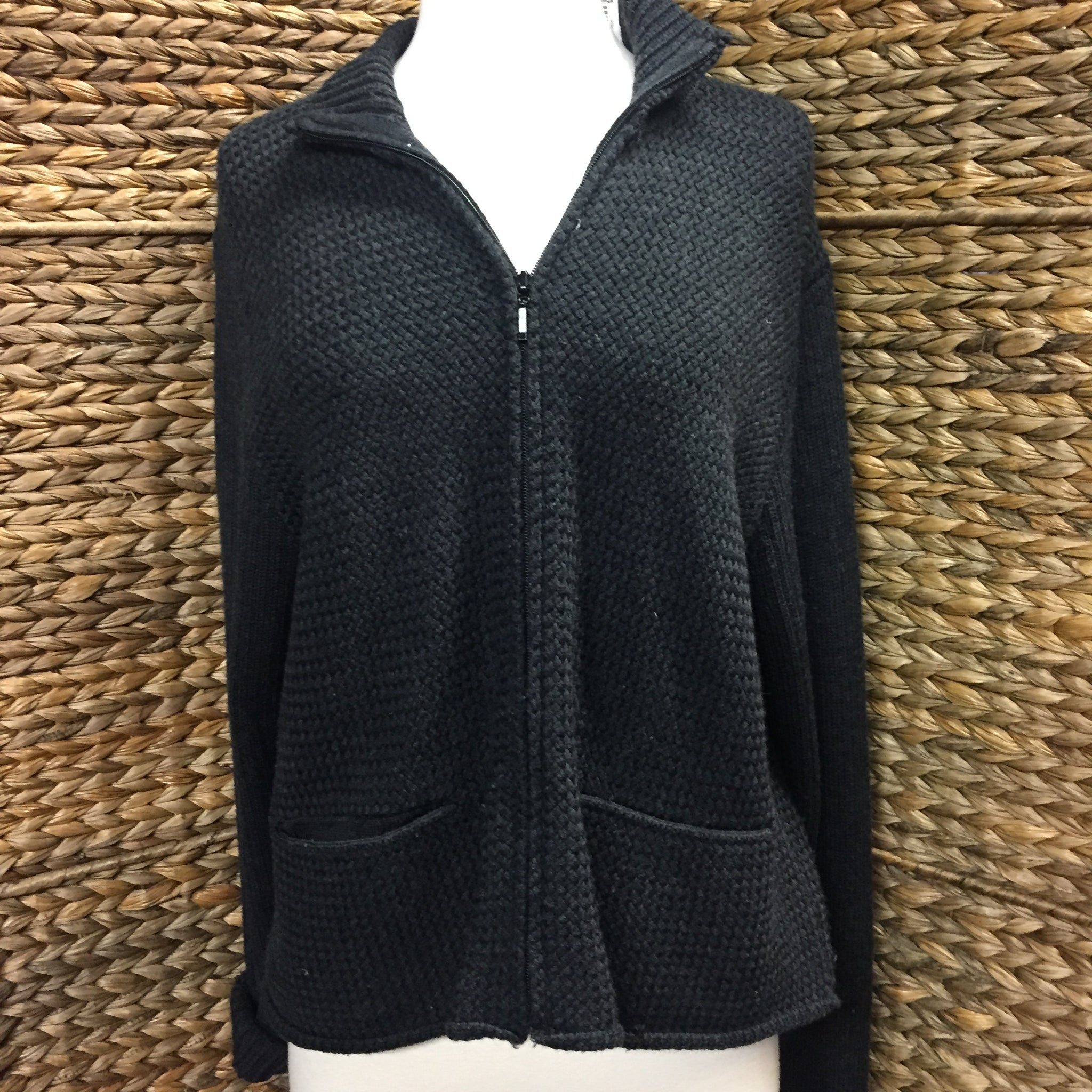 Eileen Fisher Cardigan, Size Large