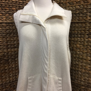 Eileen Fisher Vest, Size Large