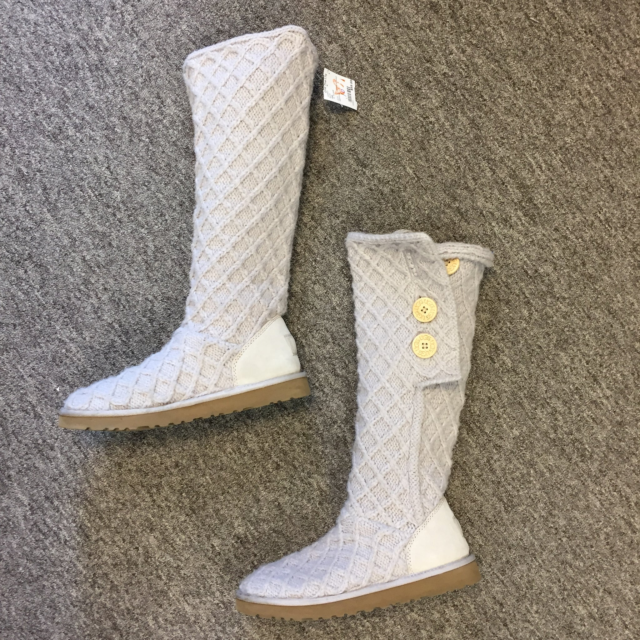 Ugg Boots, Size 10