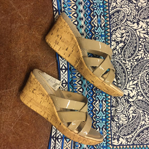 East Spirit Sandals, Size 8