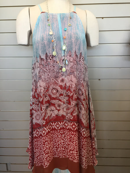 Prelude Maxi Dress, Size XL