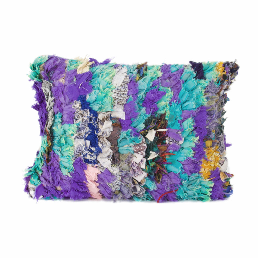 Boucharouite Pillow 4
