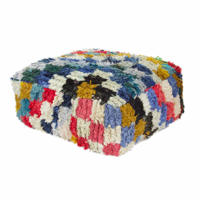Berber Floor Pillow 1