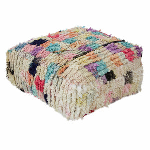 Berber Floor Pillow 3