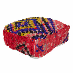 Berber Floor Pillow 4