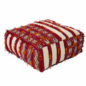 Berber Floor Pillow 6