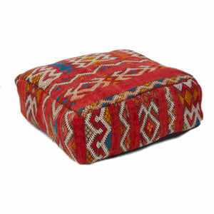 Berber Floor Pillow 9