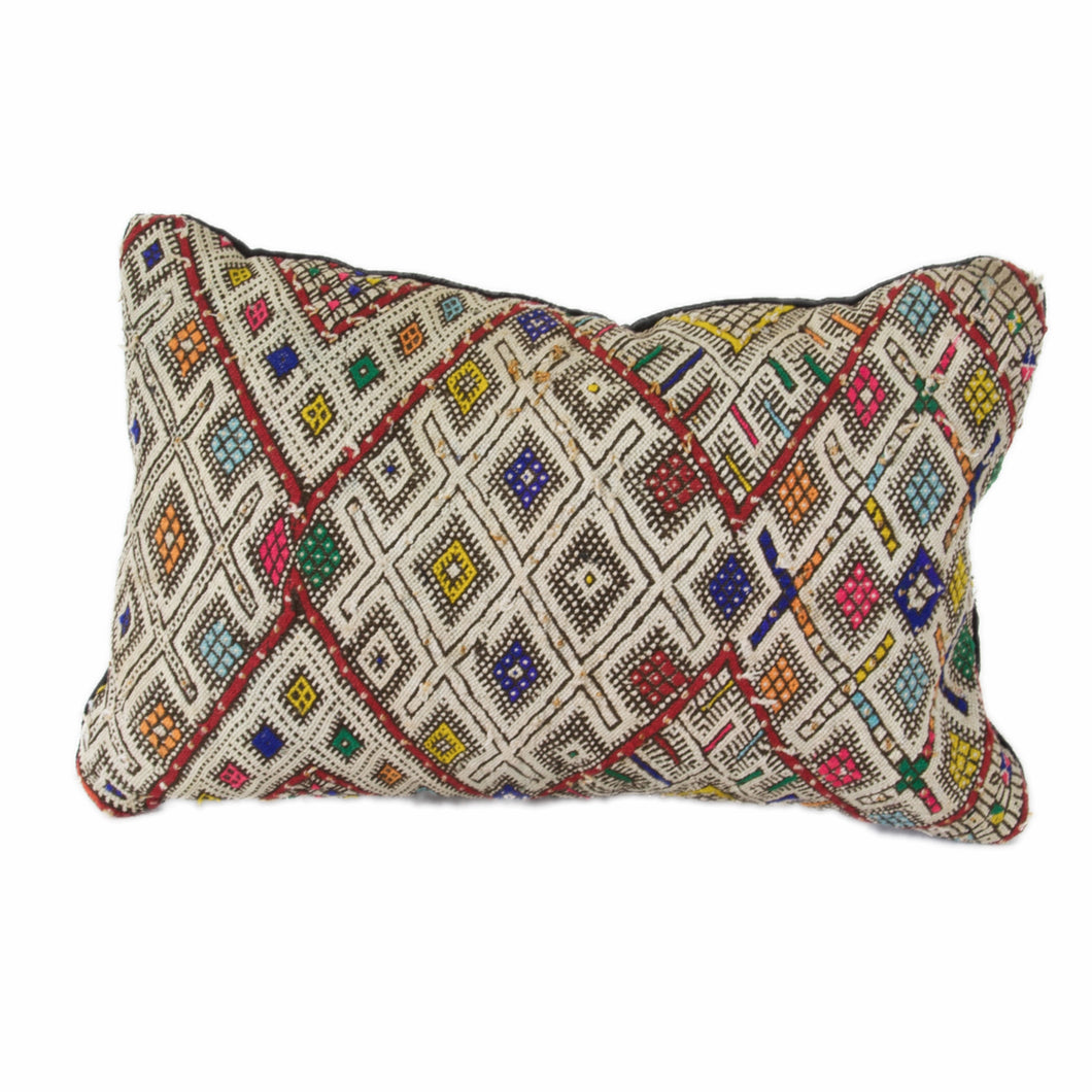 Moroccan Berber Throw Pillow