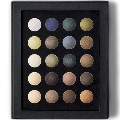 Iridescent Beauty Pressed Pigments Makeup Artist Palette