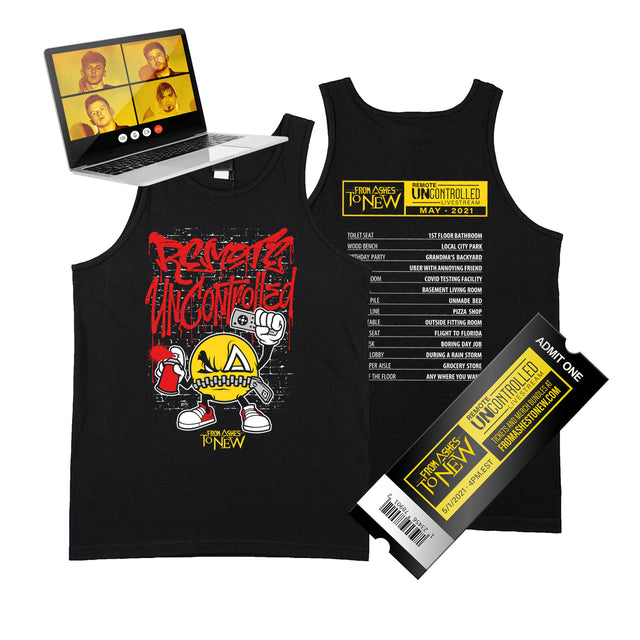 Livestream VIP Tank Top Bundle