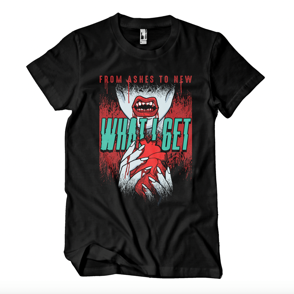"""What I Get"" Tee"