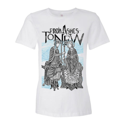White King and Queen Womens tee