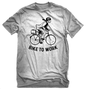 Bike To Work T LAST IN STOCK