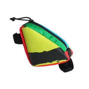 Clincher Frame Bag- Mini- Multi-Color/Black