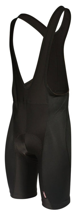 Diamond Cold Black Bib Shorts