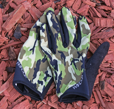 "SMALL ""The Merican"" - Drab Camo by Handup Gloves (LAST IN STOCK)"