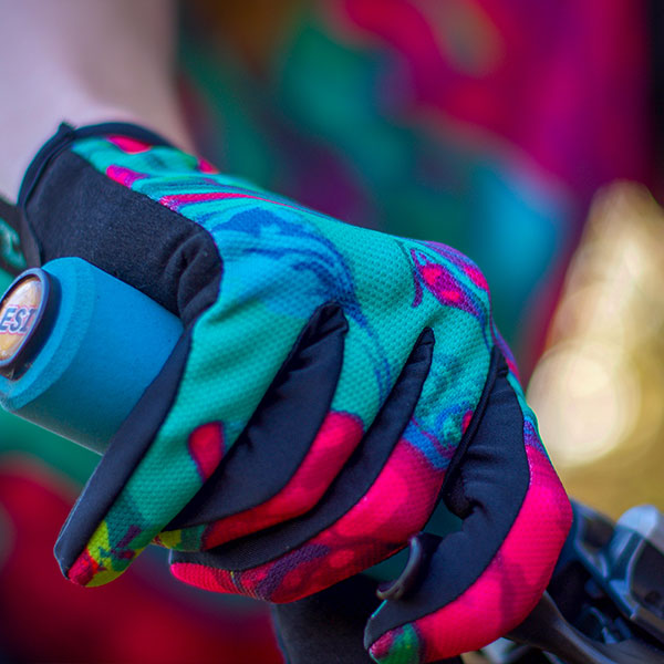 Lava Lamp Gloves by Handup Gloves