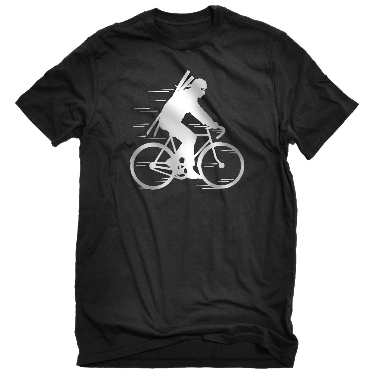 "PRE-ORDER Limited Edition ""NINJA RIDER"" T + Free Reflective Decal"