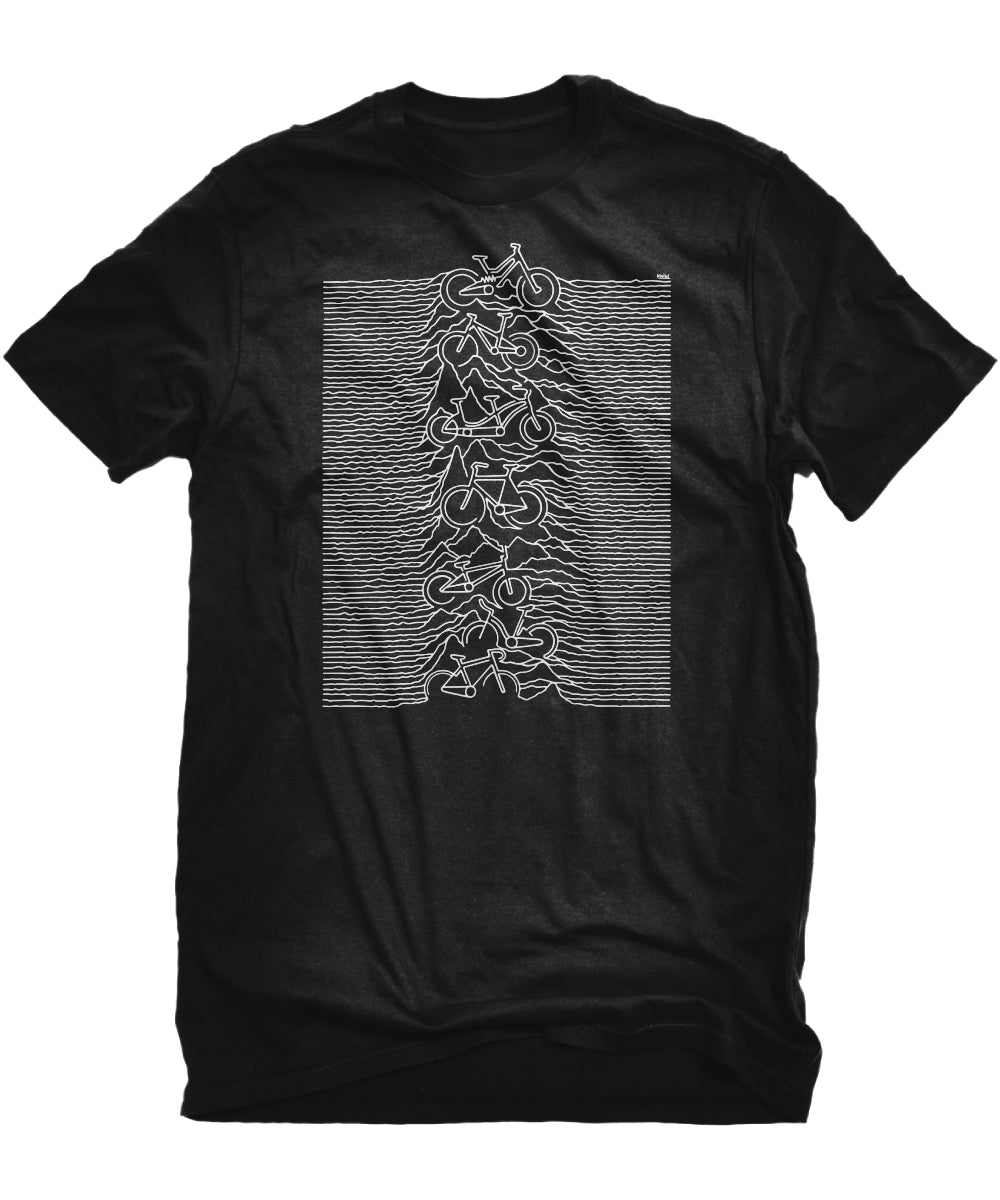 "Limited Edition ""BIKE DIVISION"" T + Free Reflective Decal"