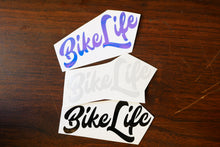 Bike Life Vinyl Decal