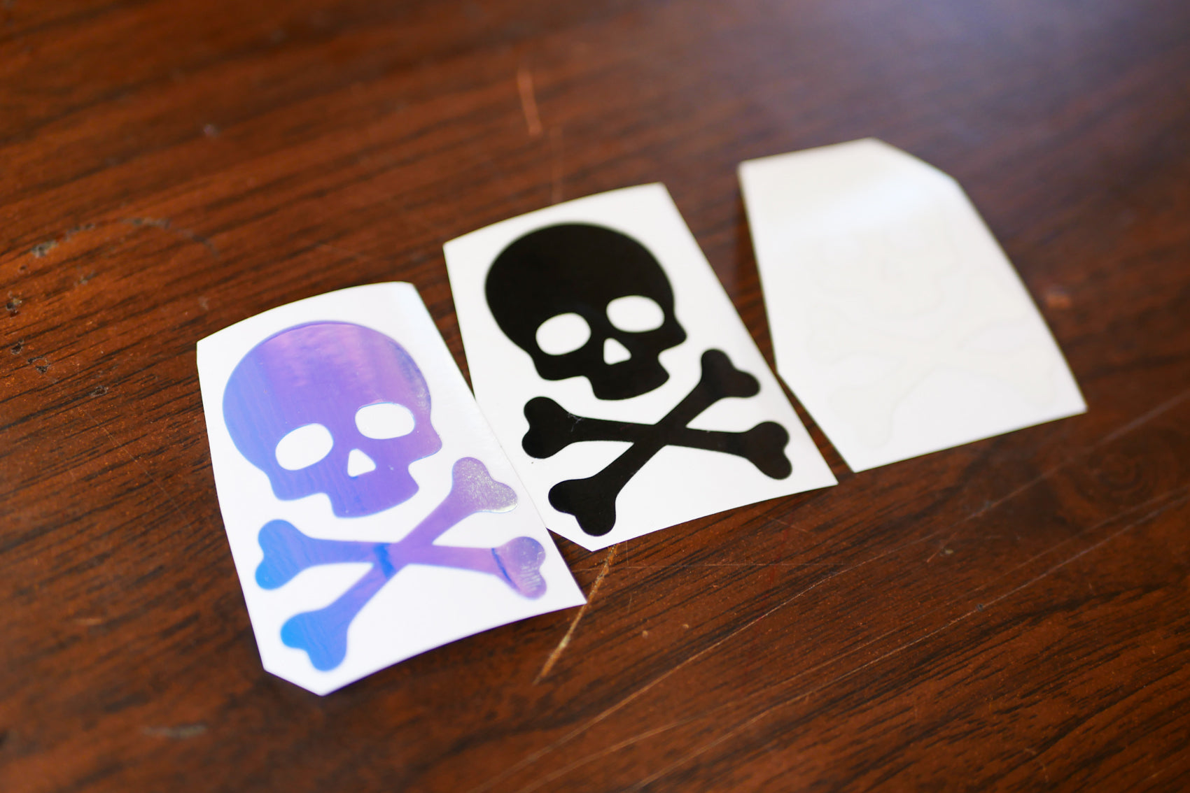 Skull & Crossbones Vinyl Decal
