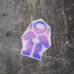 Astronaut Vinyl Decal