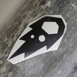 Asteroids Vinyl Decal