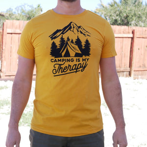 Limited Edition Camping Is My Therapy T (Only 8 available)